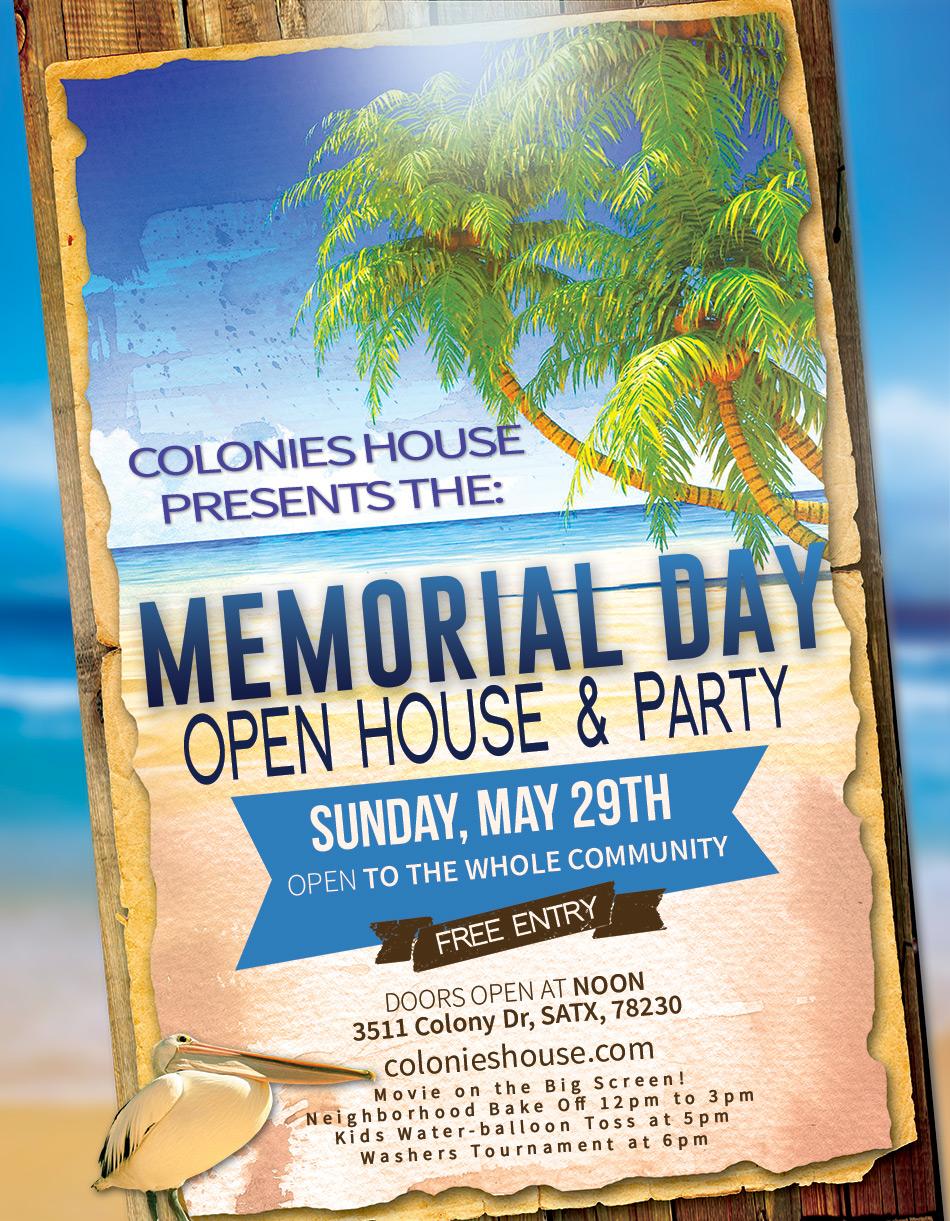 VJNI Colonies House McCrossen Marketing Flyer